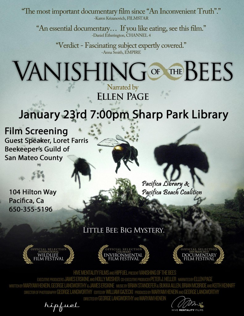 vanish of the bees