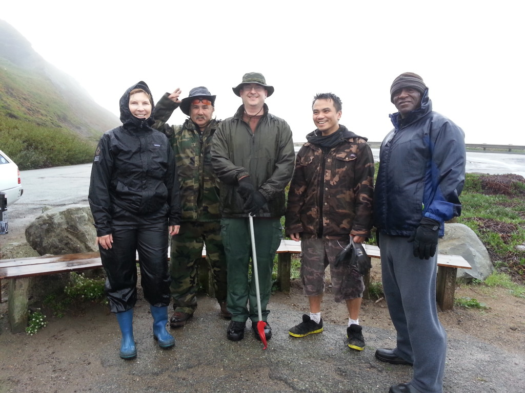 Nov 2014 Mussel Rock Cleanup