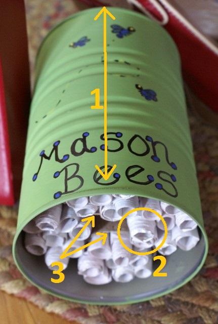 mason bee house1 build diy mason