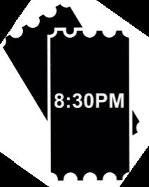movie ticket 8-30