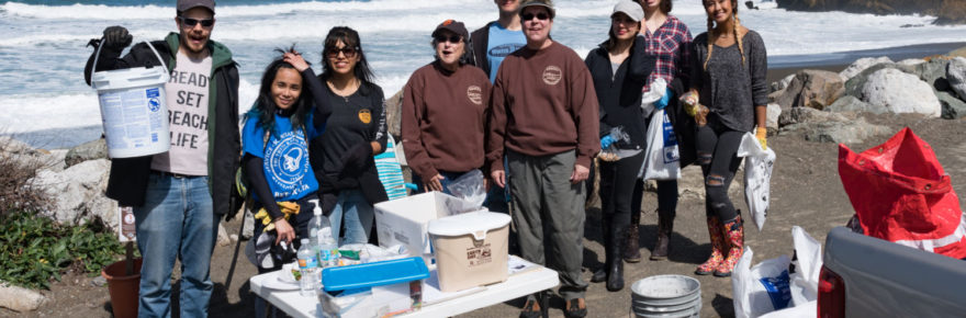 pacifica earth day cleanup