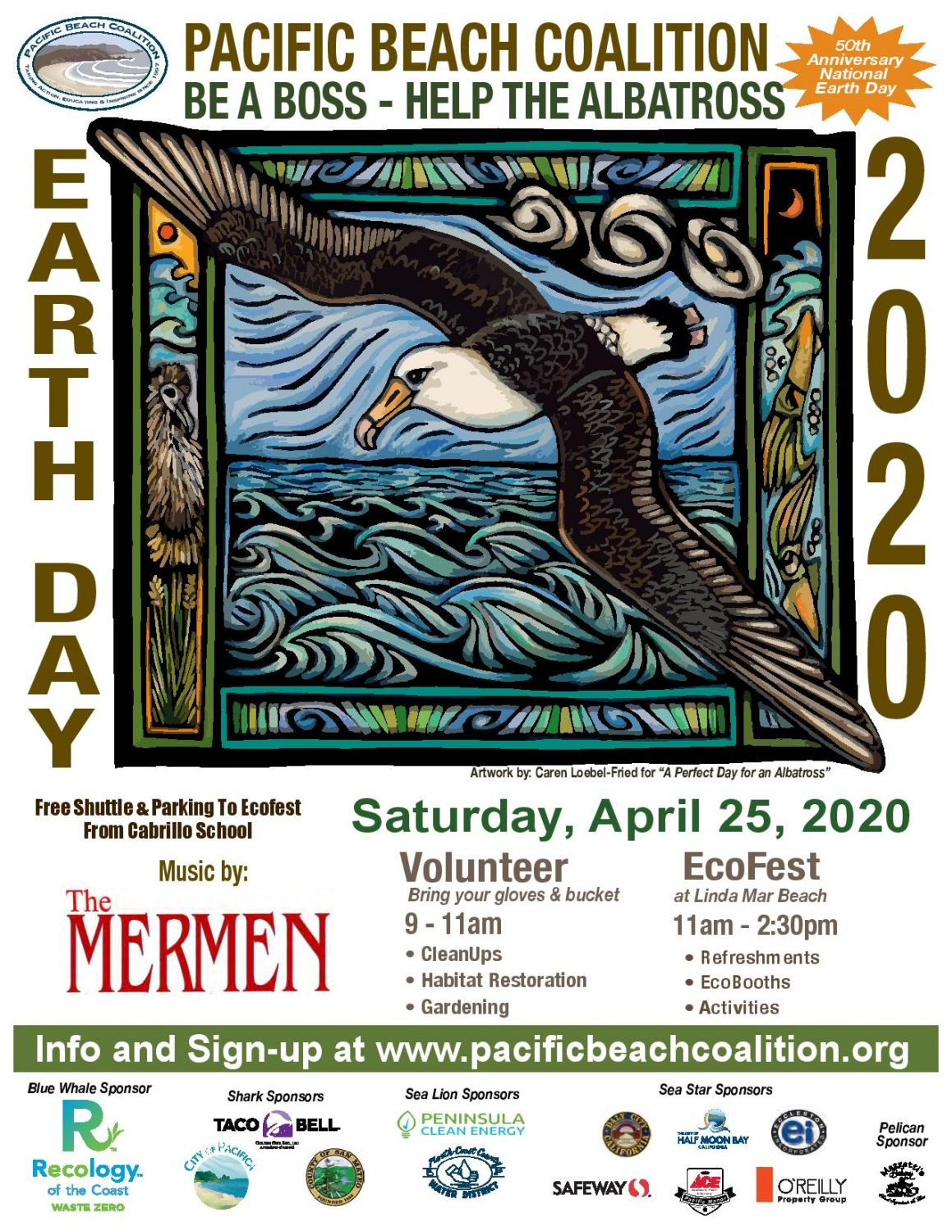 Celebrate Earth Day's 50th Anniversary